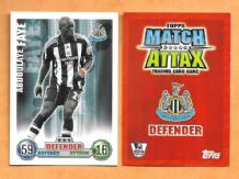Newcastle United Abdoulaye Faye Senegal